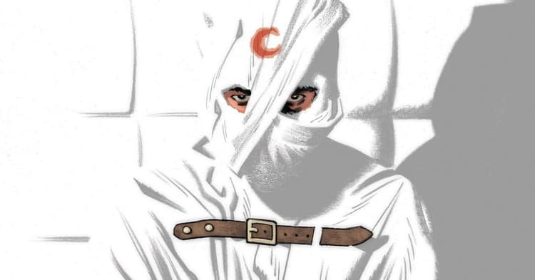 Who is The Moon Knight Meet The Hero From Marvel Comics - Moon Knight Psychological Problems