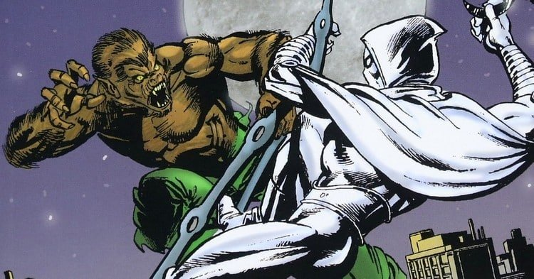 Who is The Moon Knight Meet The Hero From Marvel Comics - Moon Knight Enemies