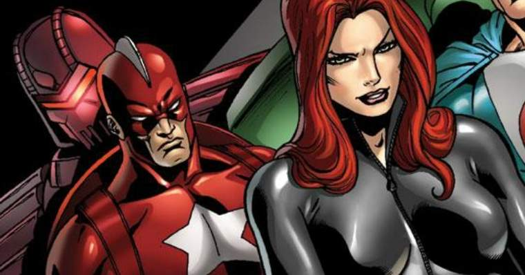 Who is The Red Guardian? - The Red Guardian and Black Widow