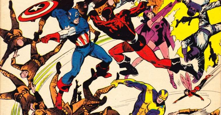 Who is The Red Guardian? - Confrontation with the Avengers