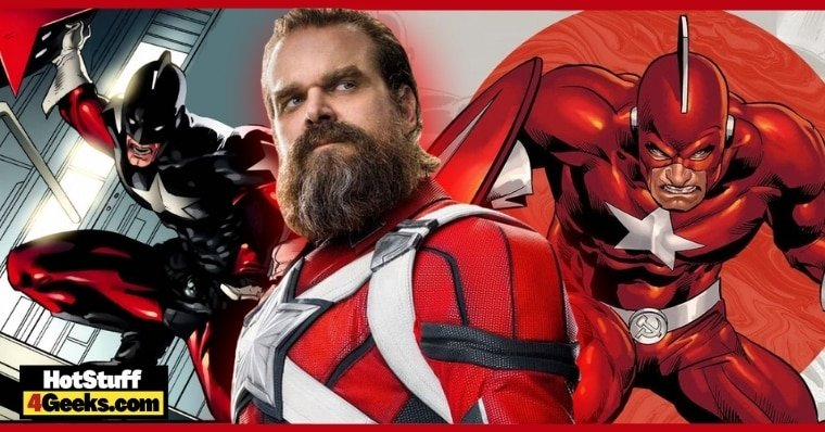 Who is The Red Guardian in Marvel Comics His Future in MCU