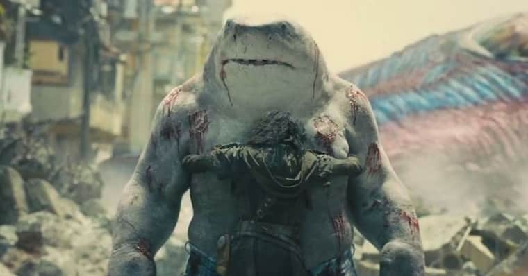 Adorable and bloodthirsty, King Shark won over fans in The Suicide Squad