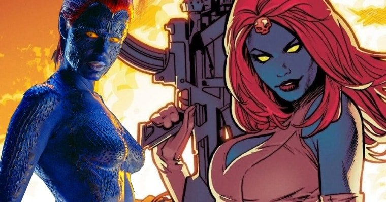 Can Mystique Copy Other People's Powers