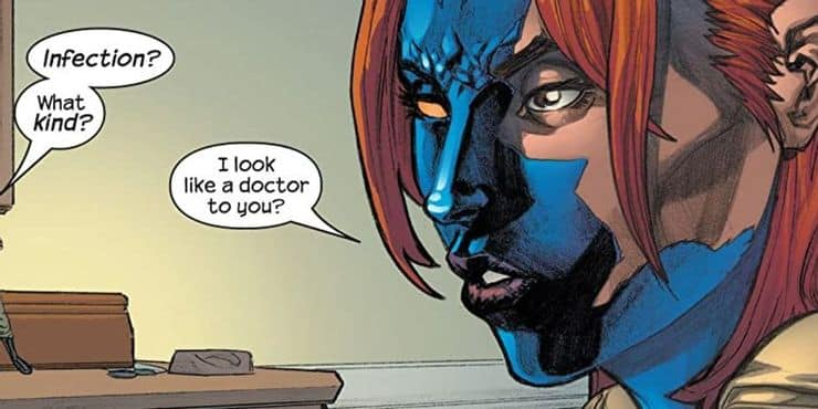 The shapeshifter possesses some other important powers in the comics