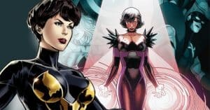 Darkhold Wasp Gets Dreadful Look in New Marvel Comic