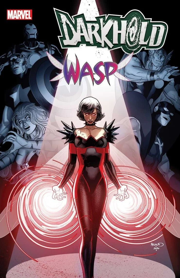 Janet will have to confront her whole life in Darkhold Wasp