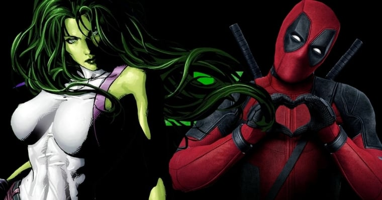 Deadpool and She-Hulk May Be Best Friends in the MCU