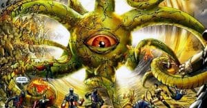 Did Shuma-Gorath Really Debut in WHAT IF..