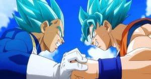 Dragon Ball Super Toyotaro Compares Goku and Vegeta's Powers