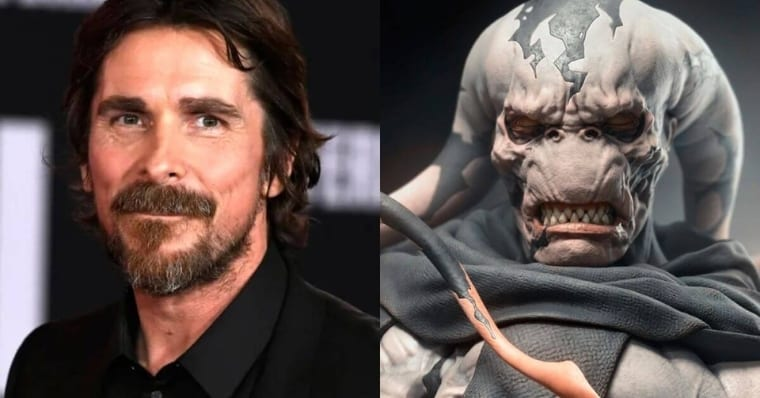 First look at Christian Bale as Gorr, the God Butcher in Thor Love and Thunder
