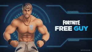 Free Guy and Fortnite Crossover Revealed