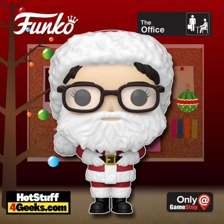 Funko POP! Television: The Office - Santa Phyllis Funko Pop! Vinyl Figure - GameStop Exclusive