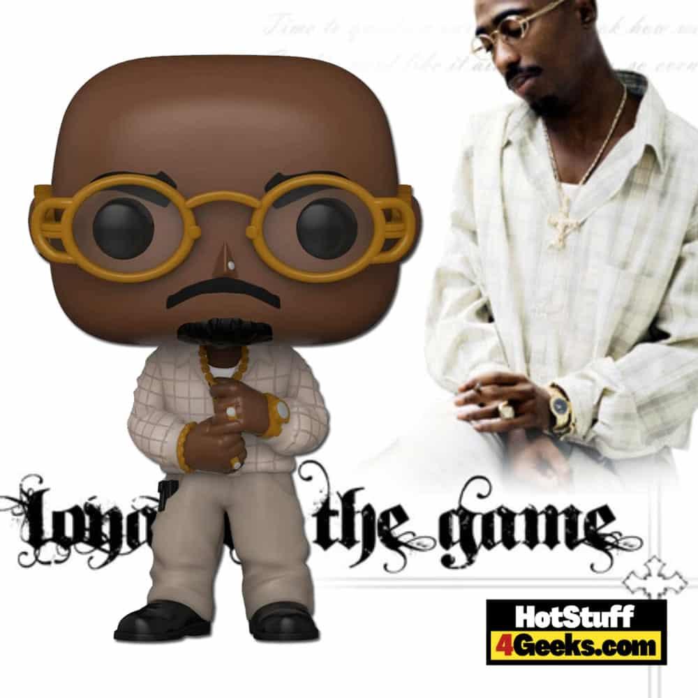 Funko Pop! Albums: Tupac - Loyal to The Game Funko Pop! Album Vinyl Figure - Amazon Exclusive