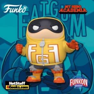 Funko Pop! Animation: My Hero Academia - FatGum Super SizedFunko Pop! Vinyl Figure Virtual FunKon 2021 - GameStop Exclusive