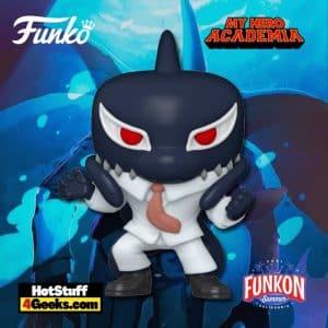 Funko Pop! Animation: My Hero Academia - Gang Orca Funko Pop! Vinyl Figure Virtual FunKon 2021 - Hot Topic Shared Exclusive