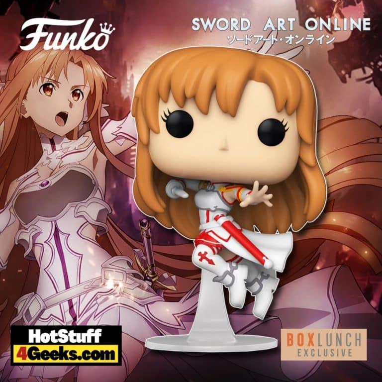 Funko Pop! Animation: Sword Art Online - Asuna Funko Pop! Vinyl Figure - BoxLunch Exclusive