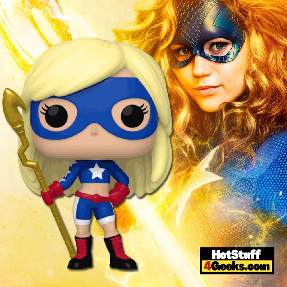 Funko Pop! DC Heroes: Justice League: Stargirl Funko Pop! Vinyl Figure Virtual FunKon 2021 - Funko Shop Shared Exclusive