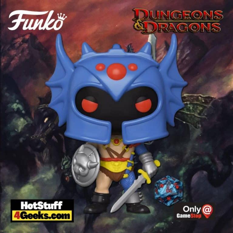 Funko Pop! & Die: Dungeons & Dragons - Warduke (With D20) Funko Pop! Vinyl Figure - GameStop Exclusive