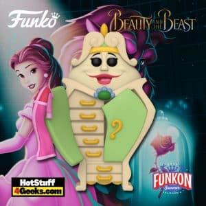 Funko Pop! Disney: Beauty and the Beast - Wardrobe Funko Pop! Vinyl Figure Virtual FunKon 2021 - BoxLunch Shared Exclusive