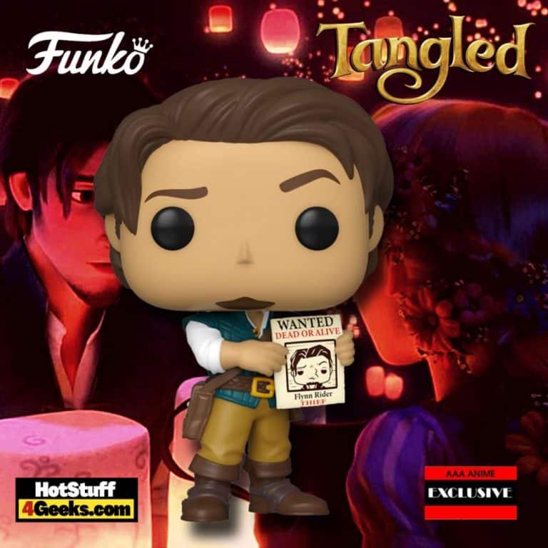 Funko Pop! Disney: Tangled - Flynn Rider Funko Pop! Vinyl Figure - AAA Anime Exclusive