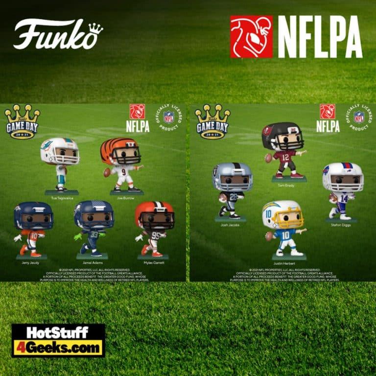 Funko Pop! Footbal NFL (2021) Funko Pop! Vinyl Figures