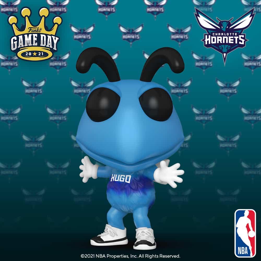 Funko Pop! NBA Mascots Charlotte Hornets - Hugo Funko Pop! Vinyl Figure