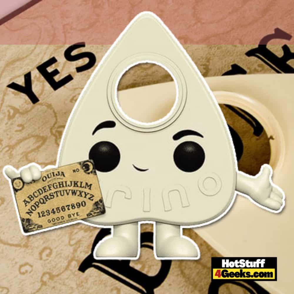 Funko Pop! Retro Toys: Ouija Board Planchette Funko Pop! Vinyl Figure - BAM! Exclusive
