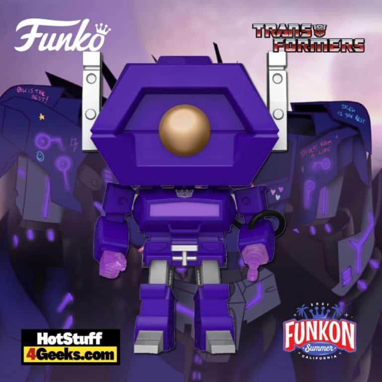 Funko Pop! Retro Toys: Transformers - Shockwave Funko Pop! Vinyl Figure Virtual FunKon 2021 - Target Shared Exclusive