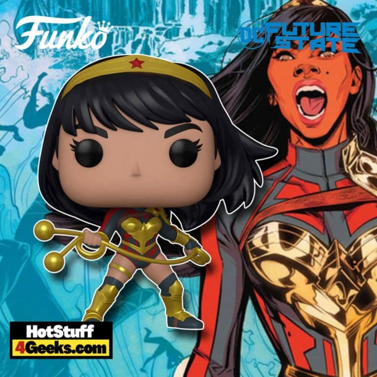 Funko Pops! With Purpose Youth Trust – DC Future State Yara Flor