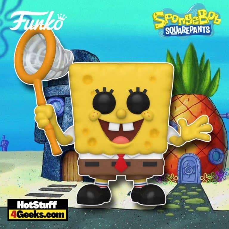 Funko Pops! With Purpose Youth Trust – SpongeBob SquarePants Funko Pop! Vinyl Figure
