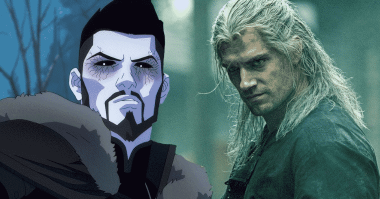 How The Witcher Nightmare of the Wolf Links to The Live-Action Series