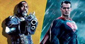 Idris Elba Wants Bloodsport Prequel Sending Superman to The ICU