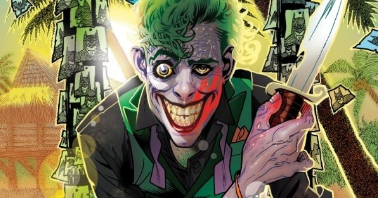 Joker is Haunted by The Texas Chain Saw Massacre Family in The Comics