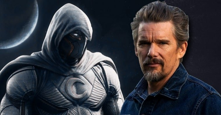 Moon Knight Ethan Hawke's Villain Will Be Inspired by Cult Leader