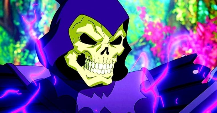 Skeleton Gets New Name in Masters of the Universe Revelation - Part 2