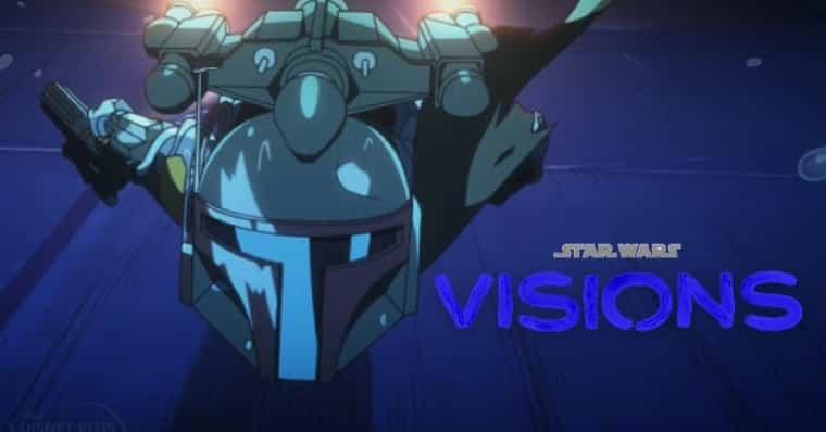 Star Wars Visions Animated Series - First Trailer Revealed