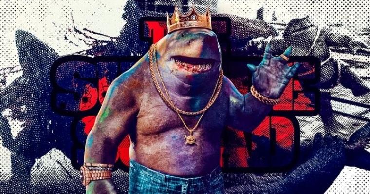 Suicide Squad: James Gunn Unveils King Shark Deleted Scene