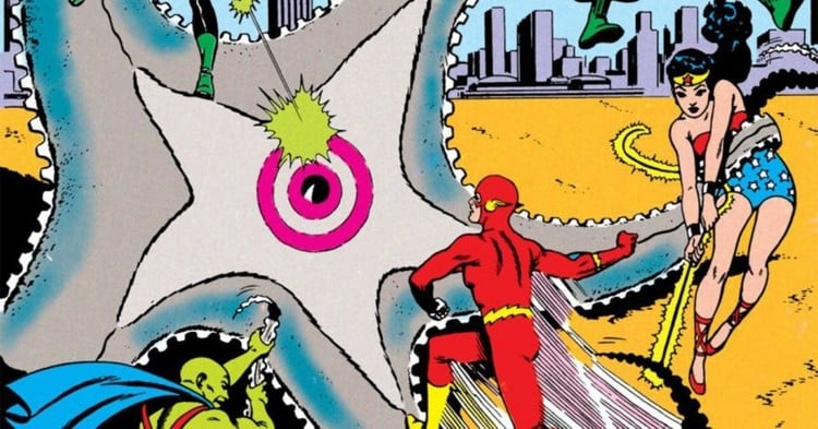 Suicide Squad Who is Starro The DC Villain Powers and Abilities - Starro's Origin in the Comics