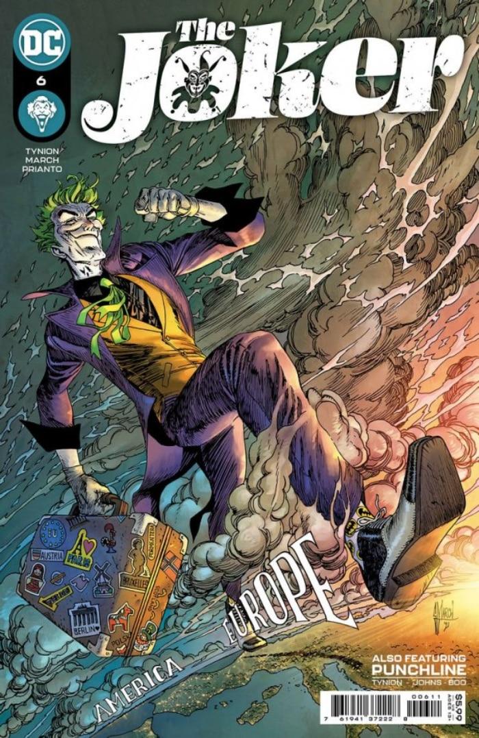 The Joker #6 Cover