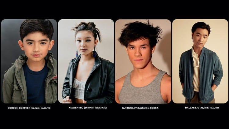 The Last Airbender Cast Members