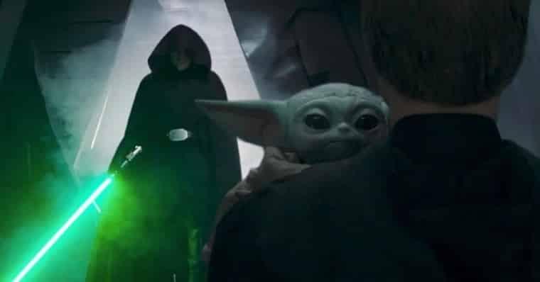 The Mandalorian Making of Luke Skywalker Revealed on Disney Gallery