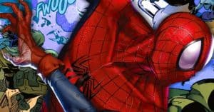 The Time When Spider-Man Shot Something Else Than His Web