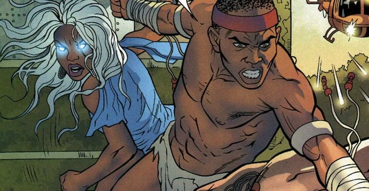 The True Story of Black Panther and Storm In The Comics - How Did Black Panther Meet Storm?