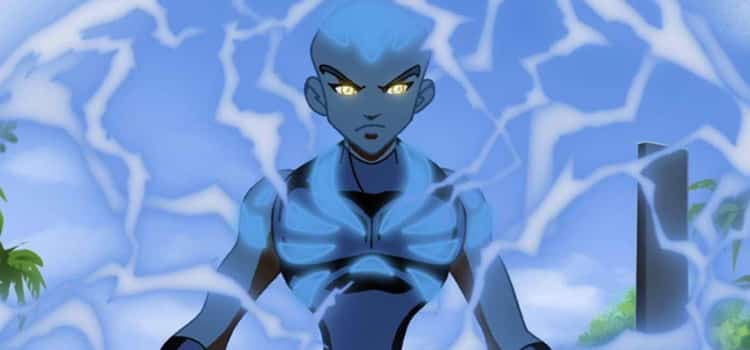 Azari T'Challa T'Chacka Evan, son of Black Panther and Storm