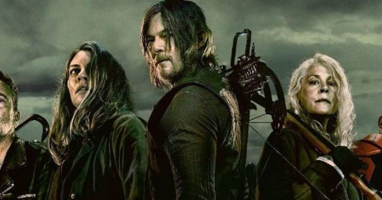 The Walking Dead Warms Up for Season 11 premiere in a New Teaser