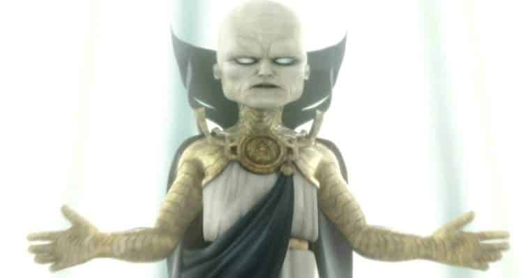 WHAT IF... Who is Uatu The Watcher Explained - Uatu in The Game World.