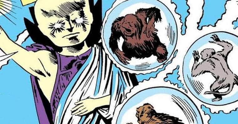 WHAT IF... Who is Uatu The Watcher Explained - Uatu, The Watcher First Appearance