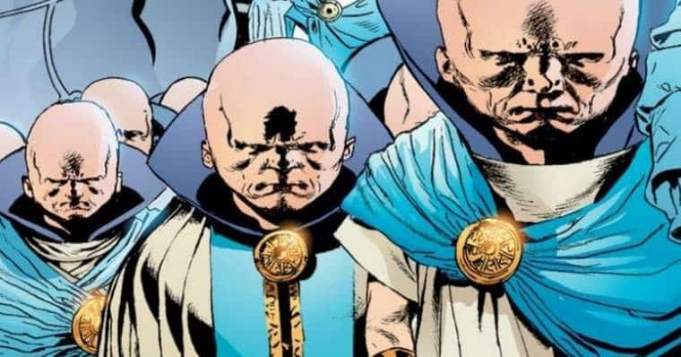 WHAT IF... Who is Uatu The Watcher Explained - Uatu's Trial