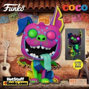 Funko Pop! Disney Pixar: Coco - Alebrije Dante Glow-In-The-Dark Funko Pop! Vinyl Figure - BoxLunch Exclusive