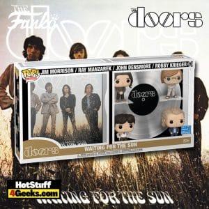 Funko Pop! Deluxe Album: The Doors – Waiting For The Sun Funko Pop! Vinyl Figures – Walmart Exclusive